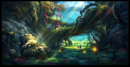 magic_forest_2_by_ivany86-d5cl0xq